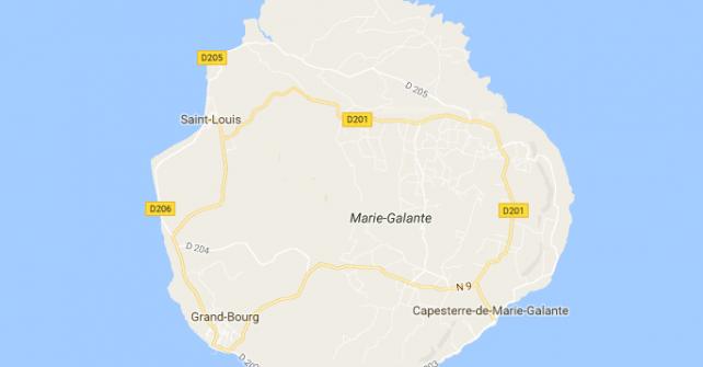 Ile de Marie Galante
